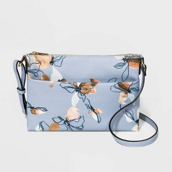 Women's Flat Crossbody Bag - A New Day™