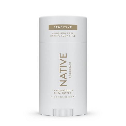 Native Sensitive Sandalwood & Shea Deodorant for Men - 2.65oz - image 1 of 4