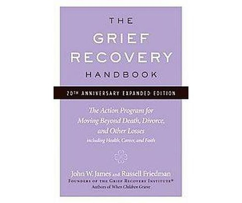 Grief Recovery Handbook : The Action Program for Moving Beyond Death, Divorce, and Other Losses - image 1 of 1