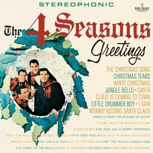 Four Seasons - 4 Seasons Greetings (Vinyl) - image 1 of 1