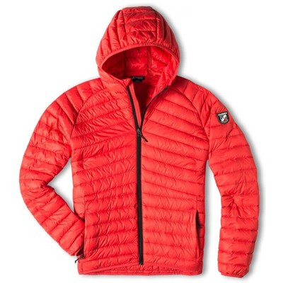 Chamonix Garat Hooded Down Jacket Mens