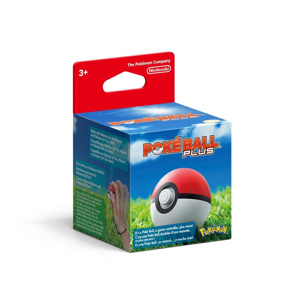 Nintendo Poke Ball Plus, Black