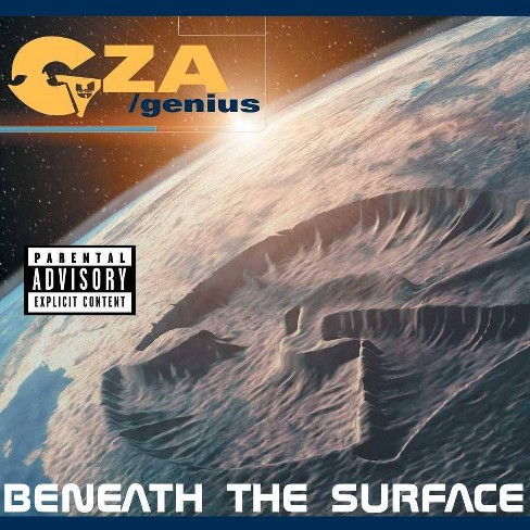 GZA - Beneath The Surface (Vinyl) - image 1 of 1