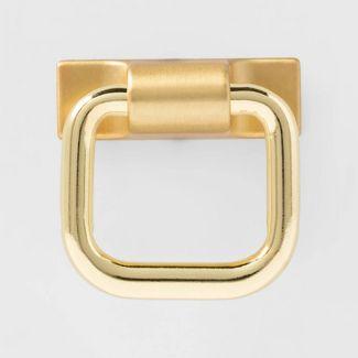 2pk Bail Pull Brass - Threshold™