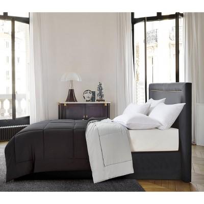 Reversible Microfiber Down Alternative Comforter - Blue Ridge Home Fashions