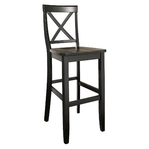 Fine X Back 30 Bar Stool Set Of 2 Crosley Gamerscity Chair Design For Home Gamerscityorg
