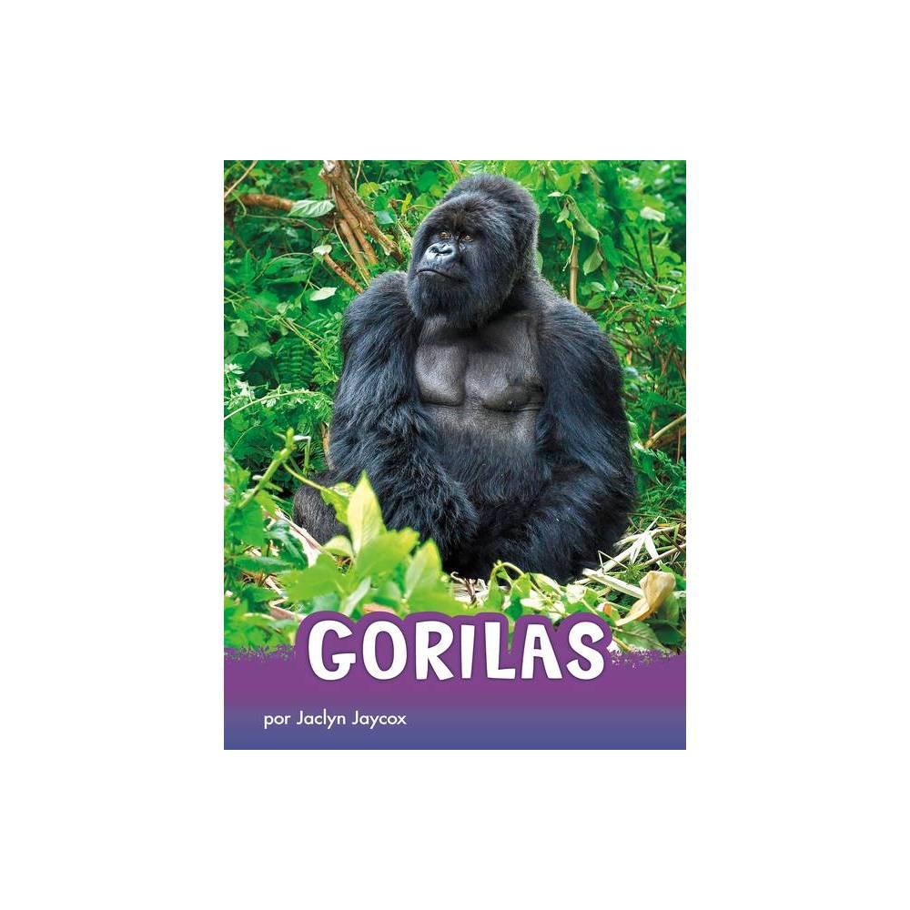 Gorilas Animals En Espanol By Jaclyn Jaycox Hardcover