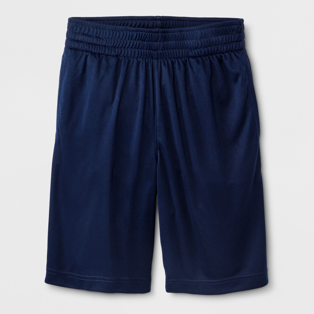 Boys' Active Shorts - Cat & Jack Navy (Blue) S