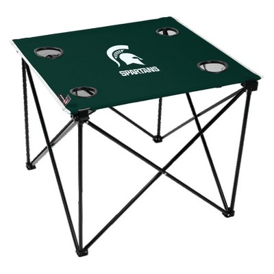NCAA Michigan State Spartans Portable Table