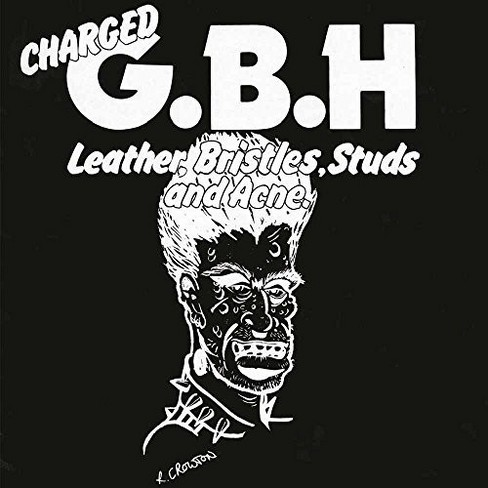 G.B.H. - Leather Bristles Studs And Acne (Vinyl) - image 1 of 1