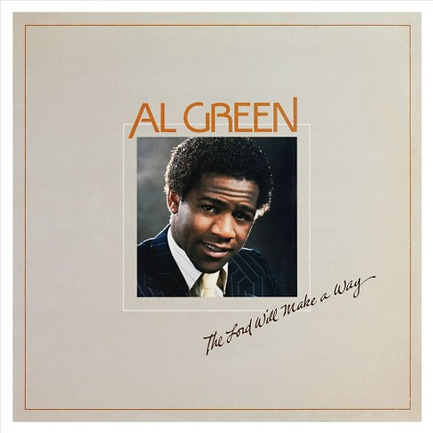 Al green - Lord will make a way (CD) - image 1 of 1