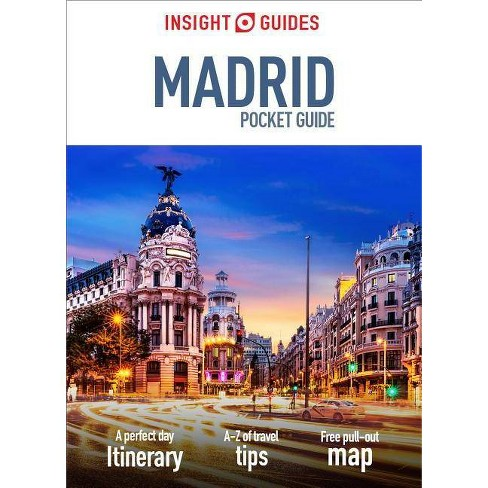 Insight Guides Pocket Madrid (Travel Guide with Free Ebook) - (Insight Pocket Guides) (Paperback) - image 1 of 1