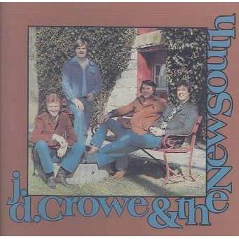 J.D. Crowe & The New South - J.D. Crowe & The New South (CD)