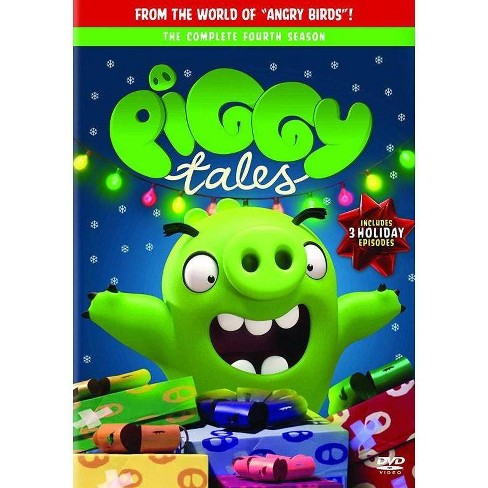 Piggy Tales: Holiday Heist (DVD)(2017) - image 1 of 1