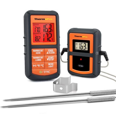 ThermoPro TP-08S Digital Wireless Meat Thermometer.