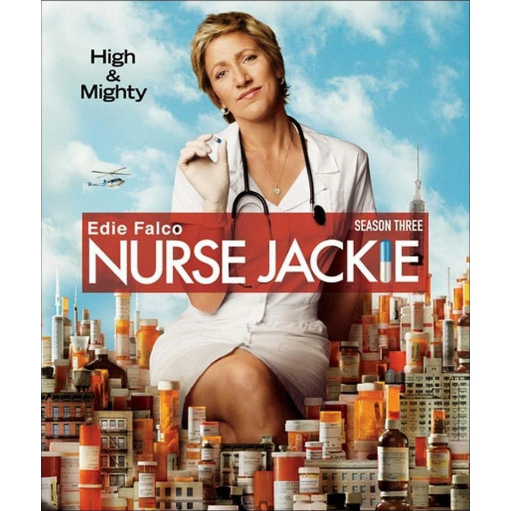 Nurse Jackie: Season Three (2 Discs) (Blu-ray)