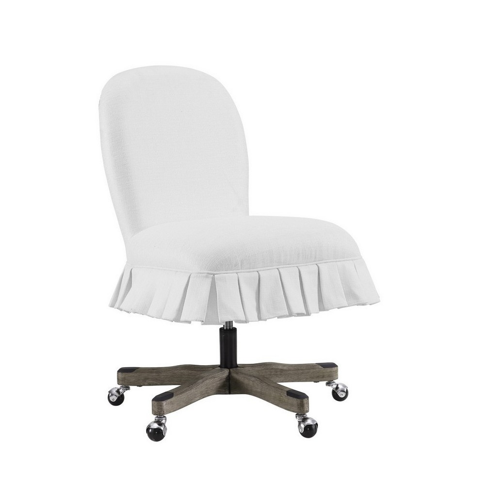Task And Office Chairs Light Gray - Linon