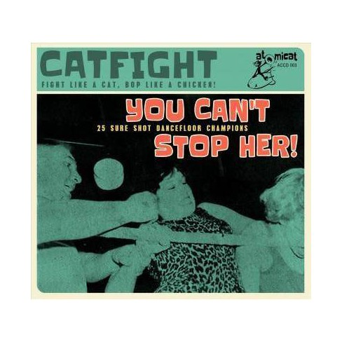 Various - You Cant Stop Her (CD) - image 1 of 1