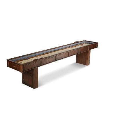 Barrington 12' Webster Shuffleboard Table