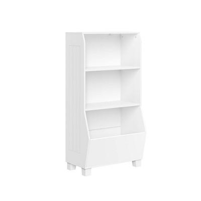 "23"" Kids' Bookcase with Toy Organizer - RiverRidge Home"