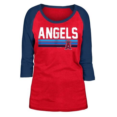MLB Los Angeles Angels Women's T-Shirt  - image 1 of 2