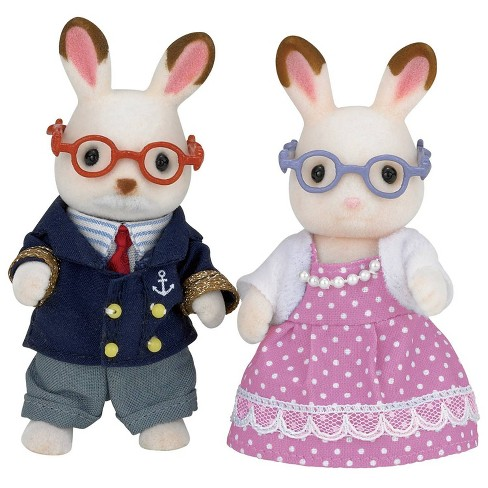 Calico Critters Hopscotch Grandparents - image 1 of 3