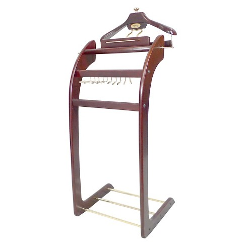 Valet Stand Brown - Proman Products - image 1 of 8