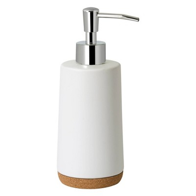Beringer Lotion Pump White - Allure Home Creations