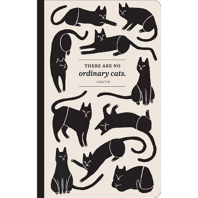 There Are No Ordinary Cats - (Write Now Journal) (Paperback)