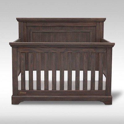 Simmons Kids' SlumberTime Paloma 4-in-1 Convertible Crib - Rustic Gray