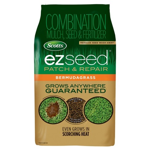 Scotts 10lb EZ Seed Bermudagrass - image 1 of 4