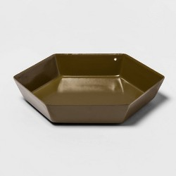 Hexagon Metal Tray - Room Essentials™