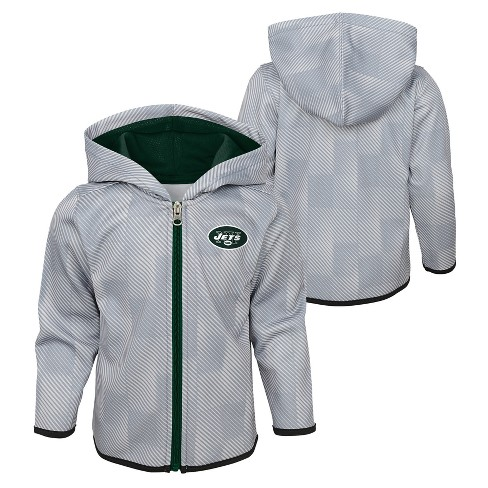 uk availability 0fd46 83e96 NFL New York Jets Toddler Cheer Loud Sublimated Full Zip Hoodie