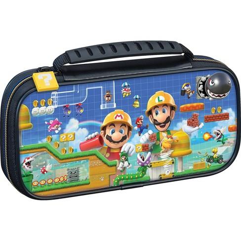 Nintendo Switch Lite Game Traveler Deluxe Travel Case - Mario Maker - image 1 of 4