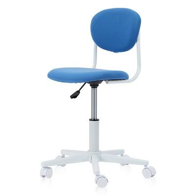 Ella Desk Chair Blue - miBasics