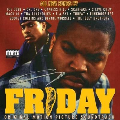 Various Artists - Friday: Original Motion Picture Soundtrack (2 LP)(Explicit) (EXPLICIT LYRICS) (Vinyl)