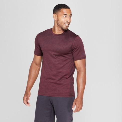 a5b016e92057 Men s Short Sleeve Jacquard Training T-Shirt - C9 Champion®   Target