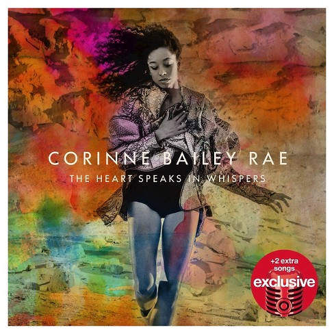 Corinne Bailey Rae - The Heart Speaks in Whispers (Target Exclusive) - image 1 of 1