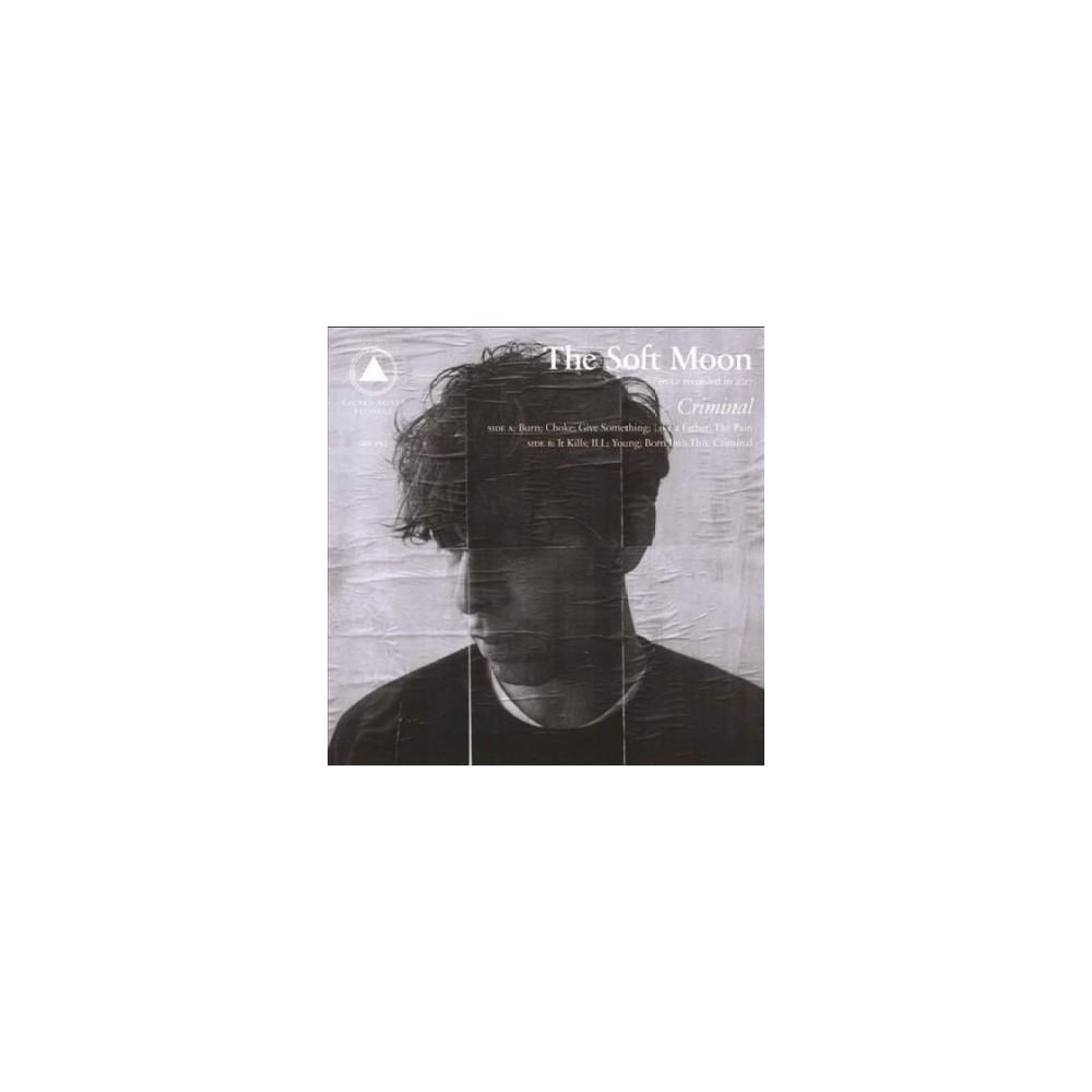 Soft Moon - Criminal (CD)