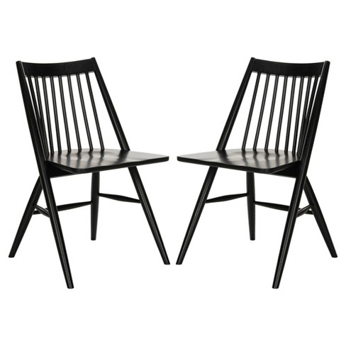 Set Of 2 Wren Spindle Dining Chair Safavieh