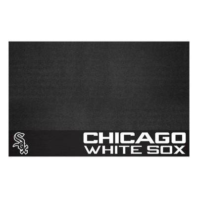 "MLB Chicago White Sox 26""x42"" Grill Mat"