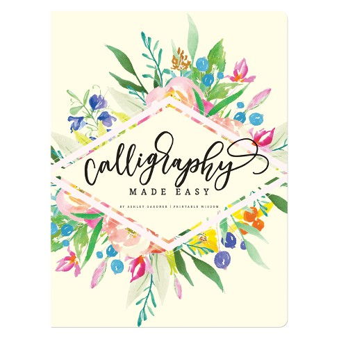 Calligraphy Made Easy Book - Piccadilly - image 1 of 8