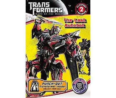 The Lost Autobot (Paperback) - image 1 of 1