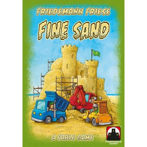 Fine Sand Board Game - image 1 of 1