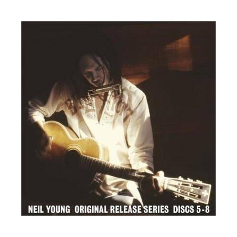 Neil Young - Official Release Series Discs 5–8 (CD) - image 1 of 1