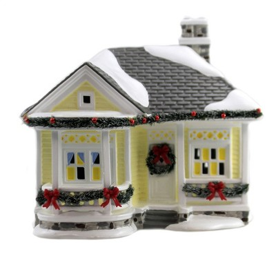 """Department 56 House 7.0"""" Morning Dew Cottage Country Living Christmas  -  Decorative Figurines"""