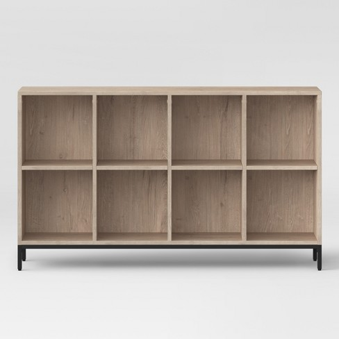 34 Loring 8 Cube Bookcase