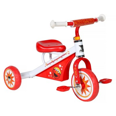 Dynacraft Sesame Street Kids' Tricycle - Red