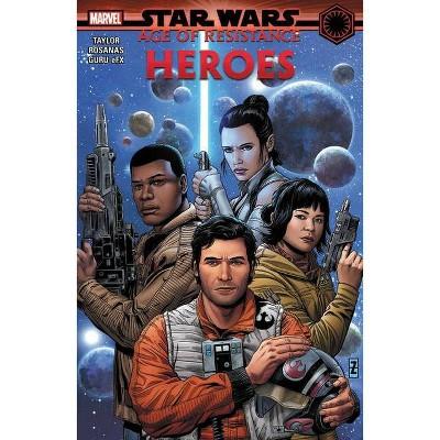 Star Wars: Age of Resistance - Heroes - (Paperback)