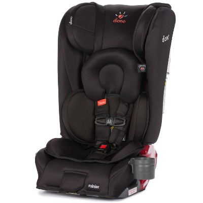 Diono Rainier All-In-One Convertible Car Seat - Midnight